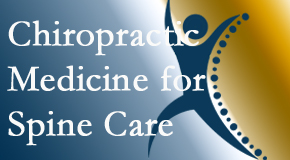 Satterwhite Chiropractic offers chiropractic spinal manipulation as recommended for spine pain relief and appreciated by Oxford chiropractic patients.