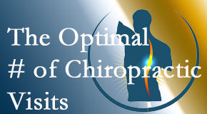 It's up to you and your pain as to how often you see the Oxford chiropractor.