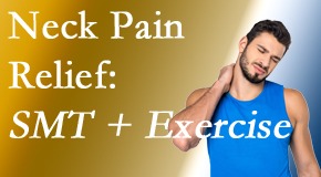 Satterwhite Chiropractic offers a pain-relieving treatment plan for neck pain that combines exercise and spinal manipulation with Cox Technic.