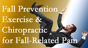 Satterwhite Chiropractic shares new research on fall prevention strategies and protocols for fall-related pain relief.