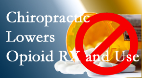 Satterwhite Chiropractic presents new research that demonstrates the benefit of chiropractic care in reducing the need and use of opioids for back pain.