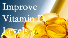 Satterwhite Chiropractic explains that it's beneficial to raise vitamin D levels.