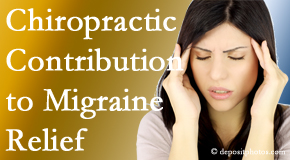 Satterwhite Chiropractic use gentle chiropractic treatment to migraine sufferers with related musculoskeletal tension wanting relief.
