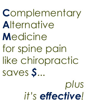 spine pain help from Oxford chiropractors