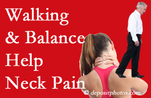 Oxford exercise helps relief of neck pain attained with chiropractic care.