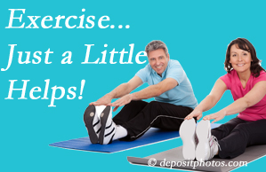 Satterwhite Chiropractic encourages exercise for better physical health as well as reduced cervical and lumbar pain.