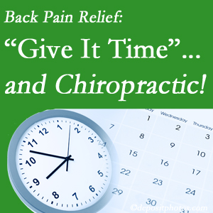 Oxford chiropractic helps return motor strength loss due to a disc herniation and sciatica return over time.