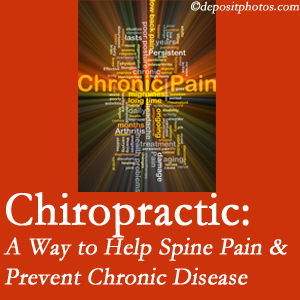 Satterwhite Chiropractic helps ease musculoskeletal pain which helps prevent chronic disease.